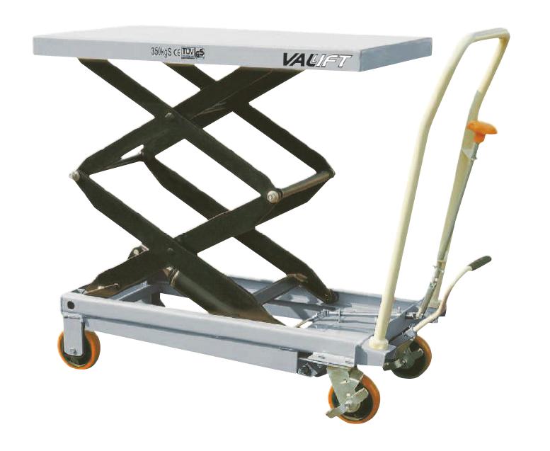 Carucior platforma 350 kg VALLIFT