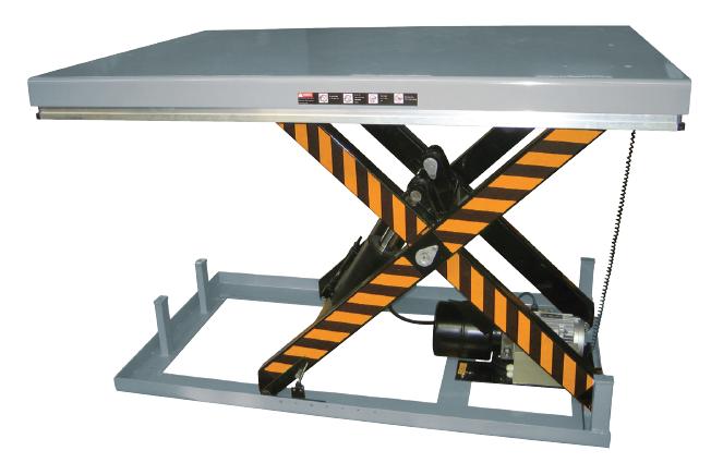 Platforma hidraulica 2000kg - 1,0m VALLIFT