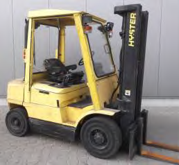 Motostivuitor HYSTER H2.5XM 2,5 T – 4,9 m