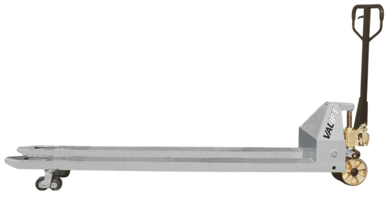 Transpaleta (liza) manuala furci lungi VALLIFT