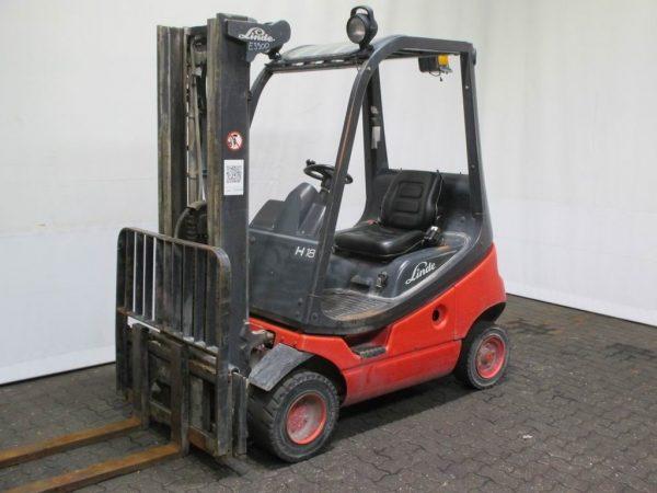 Motostivuitor Linde H18 1,8T - 4,5m