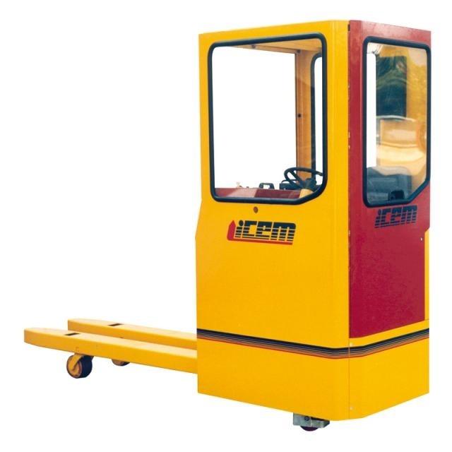 Stivuitor special GT cu cabina operator inchisa ICEM