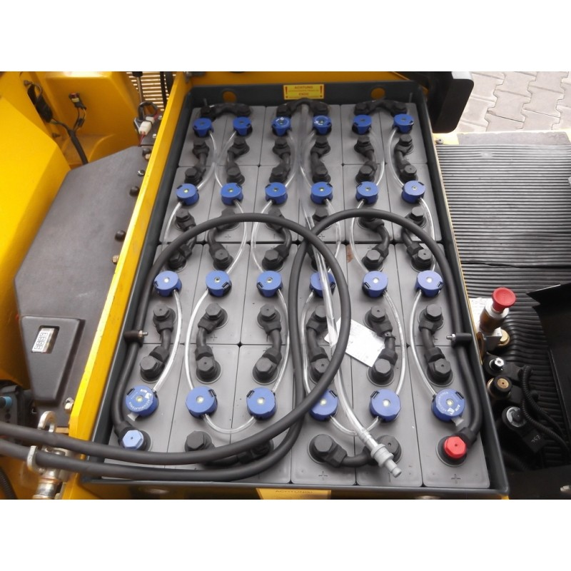 Electrostivuitor OM XE 15 1,5T - 5,2m