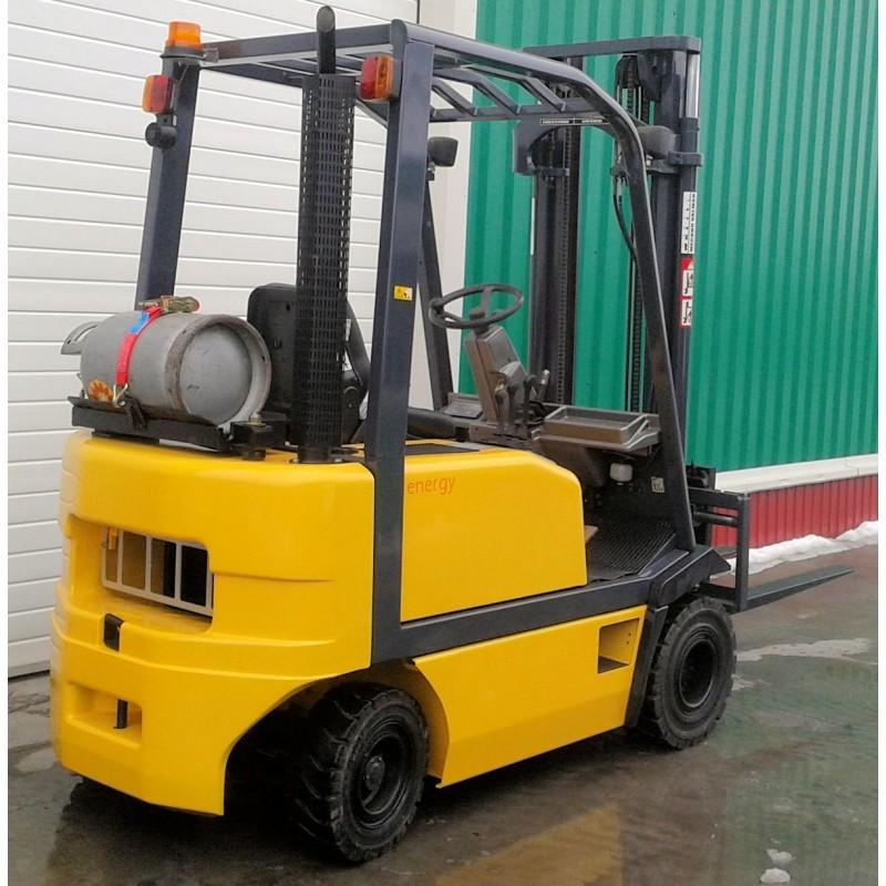 Motostivuitor OM G 18 GPL 1,8 T – 3,3 m
