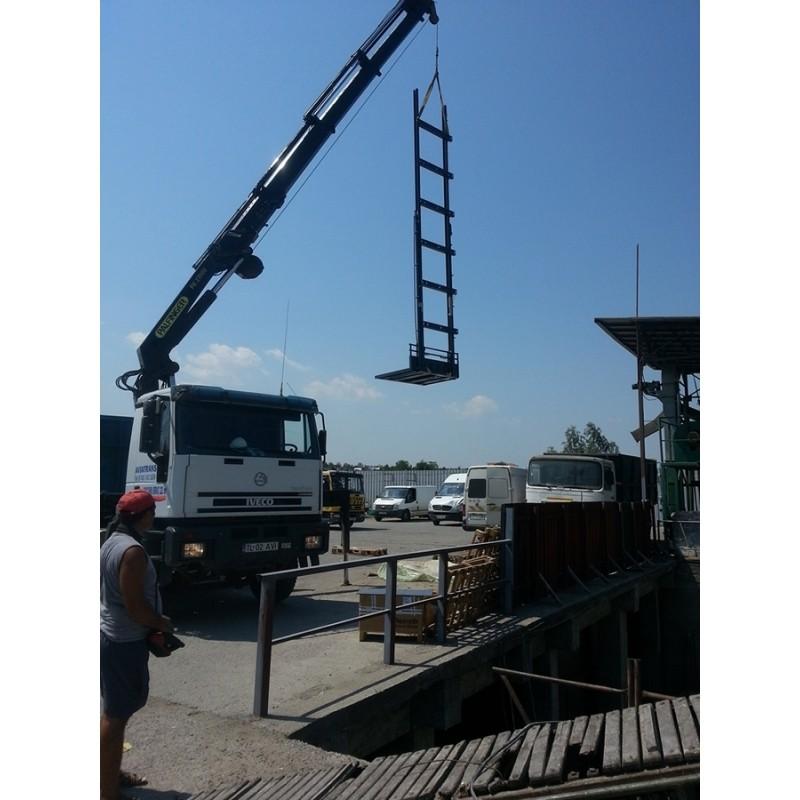 Platforma hidraulica PEGASO PL 10 – 30
