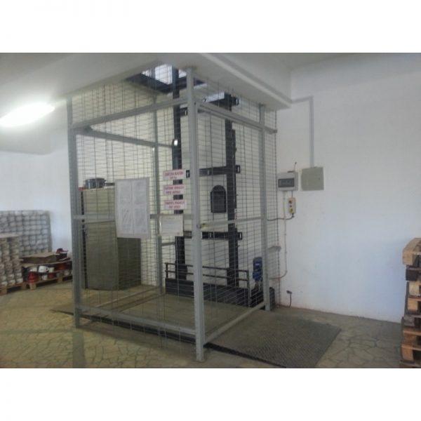 Platforma hidraulica PEGASO PL 10 1T - 5,0m