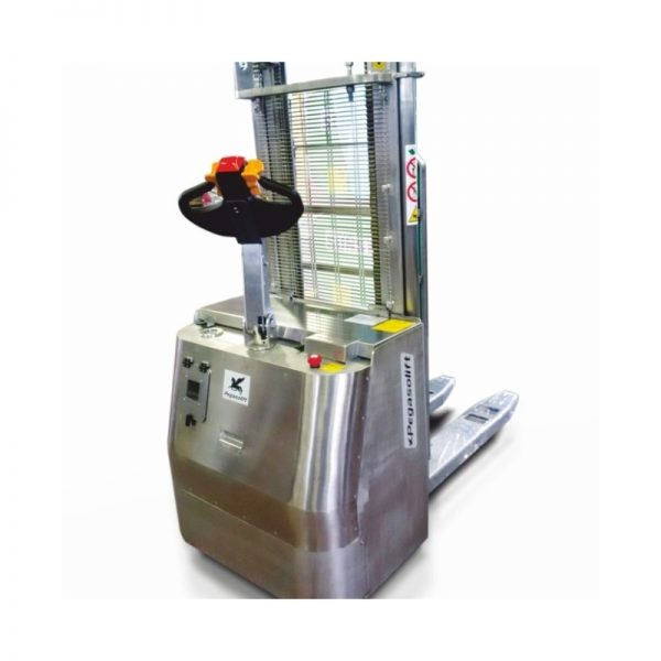 Stivuitor electric Stacker PL13 INOX Pegasolift