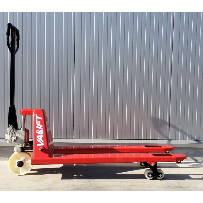 Transpaleta (liza) manuala 2500 kg VL-TMR 25 VALLIFT