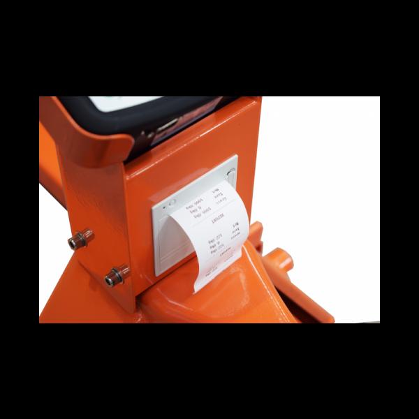 Transpaleta manuala cu cantar si imprimanta VL-TMCI25 VALLIFT