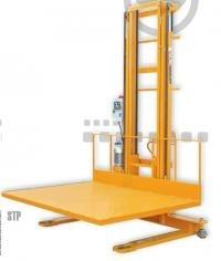Platforma hidraulica ICEM STP 15-316 1,5 T