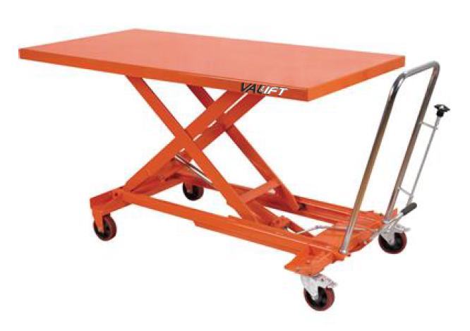 Carucior platforma 500 kg CPT-I VALLIFT