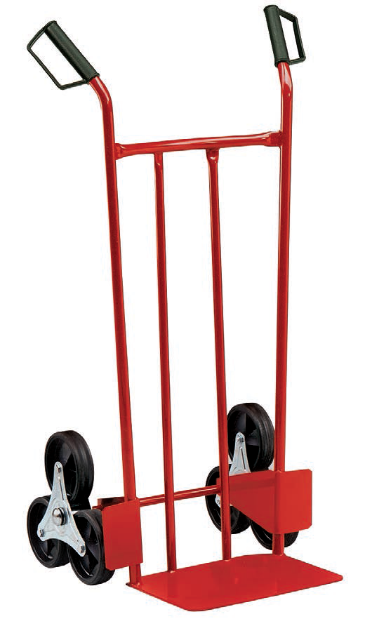Carucior profesional roata stea pentru trepte - 200kg