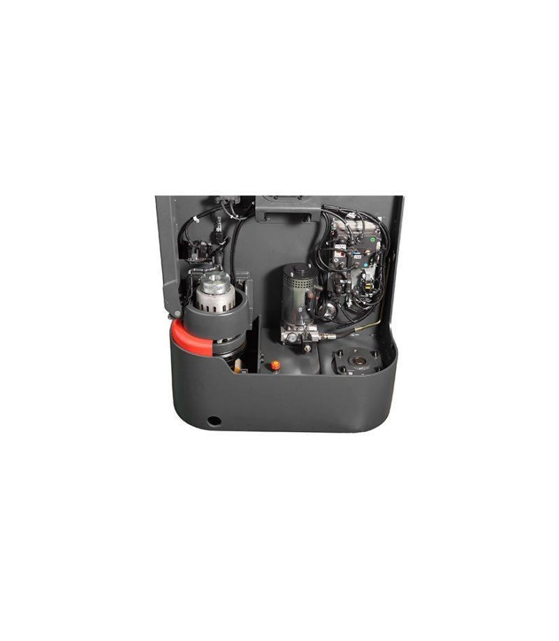 Transpaleta electrica cu catarg PS 12L